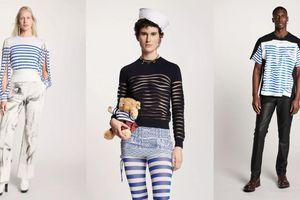 Jean Paul Gaultier làm mới dấu ấn thủy quân của nhà sáng lập trong BST Ready-to-wear 'Les Marins'