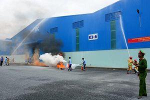 Quy định về phòng cháy, chữa cháy ở các khu công nghiệp và khu dân cư