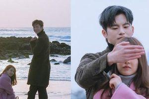Hậu trường đẹp đôi thế này, bảo sao Park Bo Young - Seo In Guk lên phim ngọt ngào đến vậy