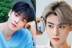 Cha Eun Woo xứng danh 'gương mặt thiên tài': Để tóc dị đến mấy vẫn trông đẹp hơn hoa