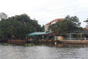 Thay đổi diện mạo sông Sài Gòn theo hướng nào?