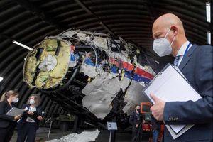 Thẩm phán nói có bằng chứng tên lửa Buk của Nga bắn rơi MH17