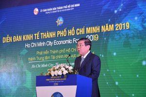 Diễn đàn kinh tế TP Hồ Chí Minh góp phần quan trọng vào sự phát triển của Thành phố