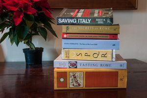 Doanh số bán sách tại Italy tăng mạnh