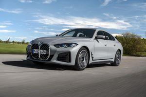 BMW 4-Series Gran Coupe ra mắt, cải thiện cảm giác lái