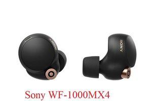Sony ra mắt tai nghe không dây WF-1000MX4 với khả năng khử tiếng ồn vượt trội