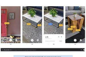 Google 'khai tử' ứng dụng đo thực tế tăng cường Measure
