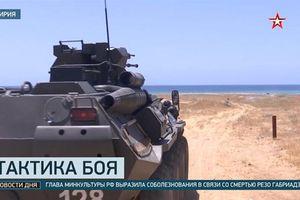 Nga-Syria hợp sức chống đổ bộ, phòng Tartus bị tấn công