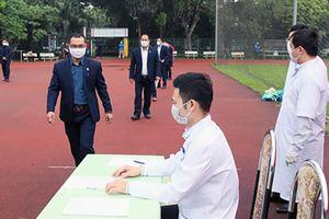 Nỗ lực hướng đến hai đại hội thể thao Ðông - Nam Á