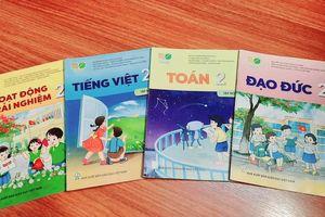 Thêm một sách giáo khoa lớp 2 được phê duyệt đưa vào sử dụng