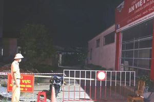 Hà Tĩnh cách ly y tế tại 8 thôn ở xã Tân Lâm Hương