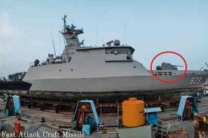 Cận cảnh khẩu pháo đặc biệt được Indonesia lắp lên tàu chiến tương lai