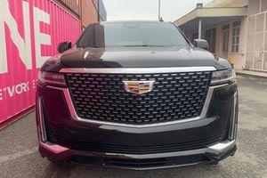 'Đập thùng' Cadillac Escalade 2021, không dưới 8 tỷ tại Việt Nam