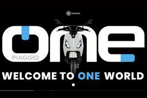 Xe ga điện Piaggio One bán ra tới hơn 81 triệu đồng