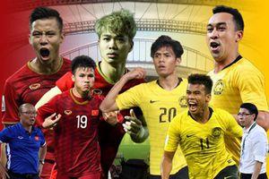 Malaysia quyết chơi tấn công, HLV Park sẽ khắc chế bằng 'đặc sản'