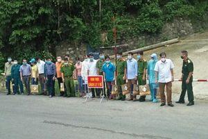 Điện Biên: Chấm dứt cách ly y tế tại bản Ho Luông 2 với hơn 400 dân