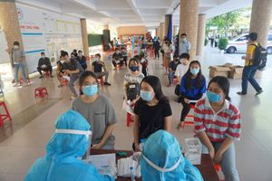 Thí sinh dự thi vào lớp 10 tại Đà Nẵng được xét nghiệm phòng dịch thế nào?