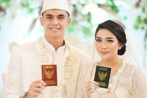 Bóng hồng nắm giữ trái tim thủ môn 'soái ca' của Indonesia