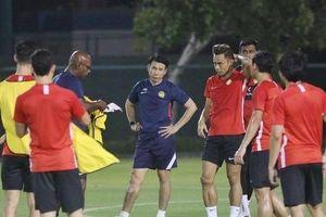 HLV Malaysia hạ quyết tâm đánh bại Việt Nam sau 4 trận không thắng