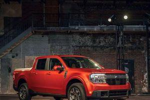 Ford Maverick - Mẫu bán tải giá rẻ chính thức trình làng