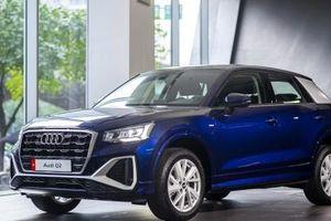 Chiêm ngưỡng hình ảnh Audi Q2 2021 sắp trình làng tại thị trường Việt Nam
