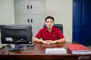 Ông Nguyễn Đình Nghĩa làm Phó Tổng Giám đốc SLNA, ông Nguyễn Đức Thắng làm Chánh văn phòng