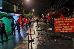 Bắc Ninh dỡ bỏ phong tỏa 3 thôn ở huyện Thuận Thành
