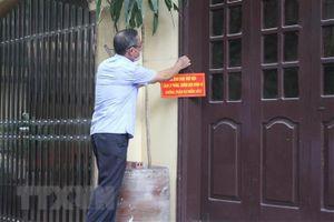 Ninh Bình ghi nhận thêm một trường hợp tái dương tính với SARS-CoV-2