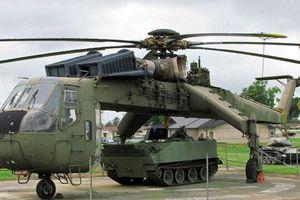 Khám phá dòng trực thăng khổng lồ siêu dị từng được biên chế trong không quân Mỹ