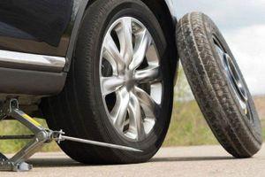 Vì sao lốp dự phòng ôtô nhỏ hơn lốp chính?