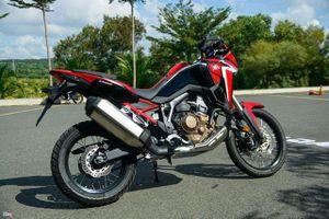 3 môtô địa hình đáng mua tại Việt Nam: Gọi tên Honda CRF1100L Africa Twin