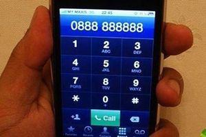 Số điện thoại 'tử thần' 0888 888 888: Cứ hễ ai sở hữu đều có kết cục bi thảm?