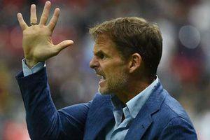 ĐT Hà Lan tại EURO 2020: HLV Frank de Boer là điểm yếu