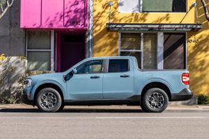 Ford giới thiệu xe bán tải hoàn toàn mới, giá gần 460 triệu đồng
