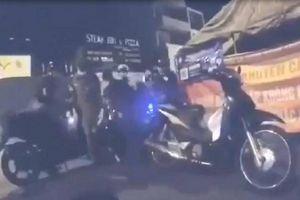 Thành viên 'tổ phản ứng nhanh' đánh gục người đàn ông ở TP.HCM bị khai trừ