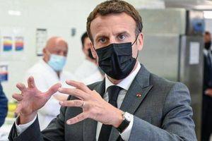 Tổng thống Pháp muốn EU bỏ tiếng Anh, dùng tiếng Pháp trong hội họp