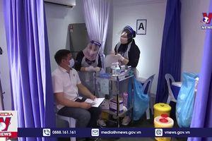 Malaysia triển khai đơn vị tiêm chủng lưu động