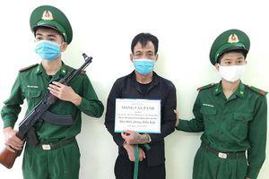 Biên phòng Thanh Hóa bắt giữ 2 đối tượng vận chuyển hơn 2.600 viên ma túy