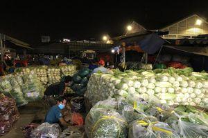 Giá thực phẩm rau củ quả ngày 9/6: Rau củ quả giữ giá đi ngang
