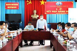 Ông Nguyễn Hải Ninh - Bí thư Tỉnh ủy Khánh Hòa làm việc với Sở Kế hoạch và Đầu tư