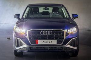 Audi Q2: Mẫu xe nhỏ gọn với thiết kế đẳng cấp