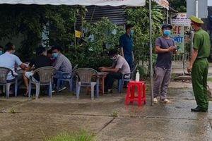 Vĩnh Long thành lập 9 chốt kiểm soát phòng chống dịch COVID-19