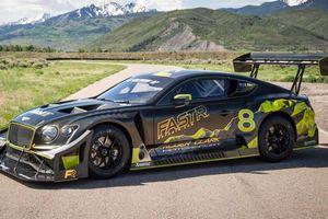 'Quái vật' Pikes Peak mới của Bentley sẵn sàng lập kỷ lục mới