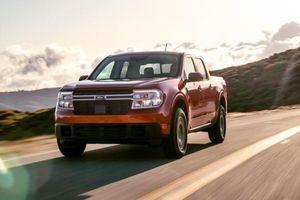 Xe bán tải cỡ nhỏ Ford Maverick chính thức ra mắt