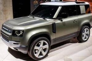 Land Rover sẵn sàng ra mắt Defender 90 giữa tháng 6