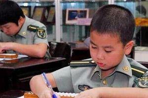 Cậu bé thần đồng, 8 tuổi vào thẳng lực lượng đặc biệt của quân đội Trung Quốc