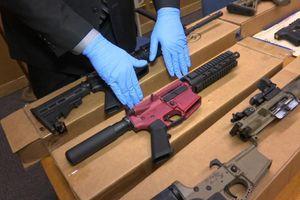 'Dòng sông sắt' - Trần trụi nạn buôn lậu súng đạn từ Mỹ sang Mexico