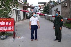 Bắc Giang yêu cầu 'nhà nhà cửa đóng then cài' tại nhiều huyện
