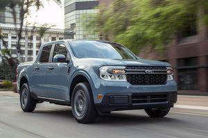 Bán tải Ford Maverick tiêu thụ xăng ít hơn cả Toyota Vios và Hyundai i10 nhờ động cơ hybrid