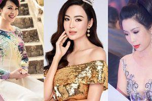 2 'đối thủ' của Hoa hậu Thu Thủy 27 năm trước giờ ra sao?